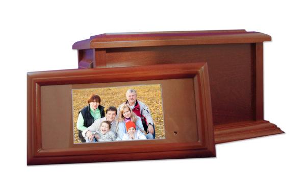 Tribute LCD Keepsake Cremation Urn