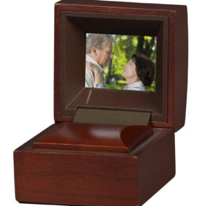 Tribute LCD Keepsake Cremation Urn