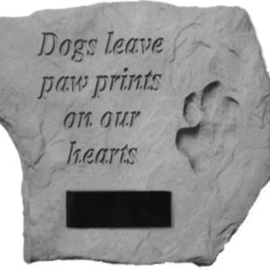 Meadows Paw Print Cremation Urn