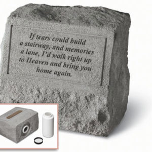 Meadows Heaven Rock Cremation Urn