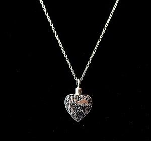 Always In My Heart Pendant Urn