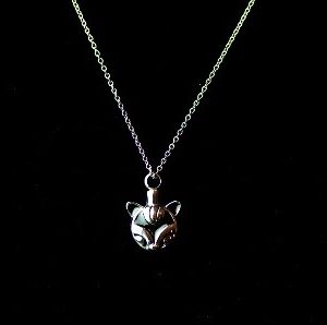 Cat Pendant Urni